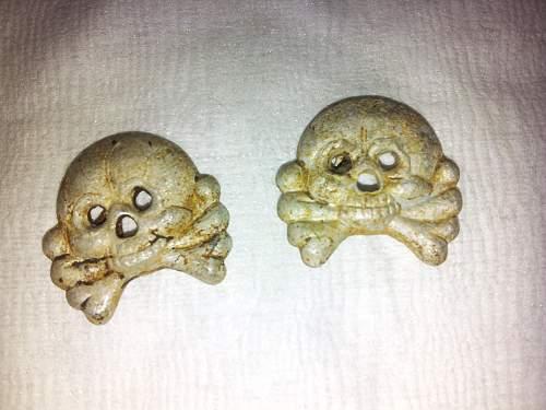 German skulls