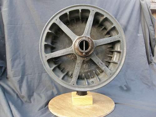 BF109E Wheel
