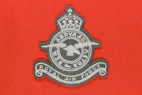 Nifty old RAF find!