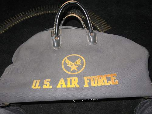 Amazing historical Vietnam era USAF find! Overcomplete!