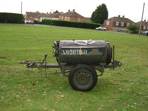 My 1944 British Airborne trailer