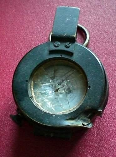 MKIII British Army Compass