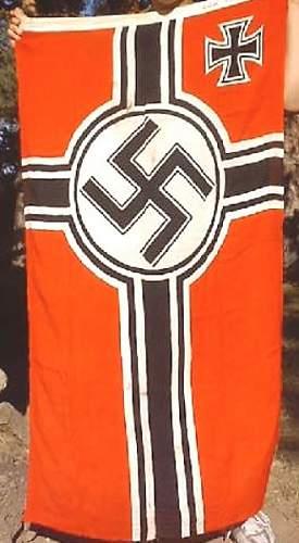 Need ID info on German flag