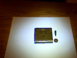 """SS Soldier's Cigarette Case- """"329th 8 AMP 3""""- POW Trench Art???"""