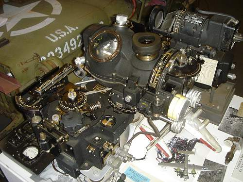Went To estate Sale Today..Found Norden Bombsight