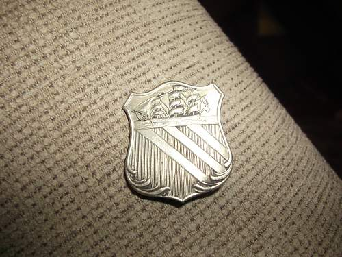 Unknown Badge.