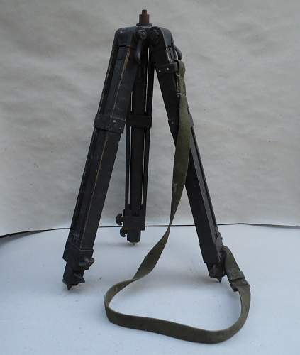 could they be artillery scopes