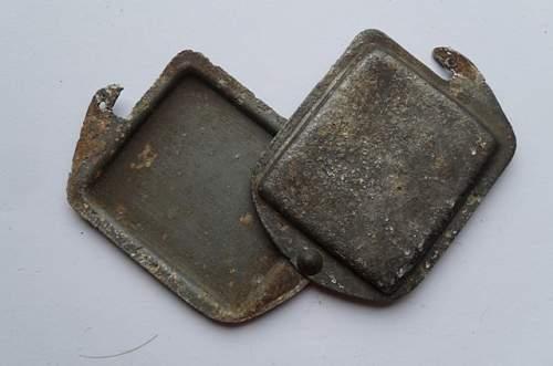 Item found at Ukraine