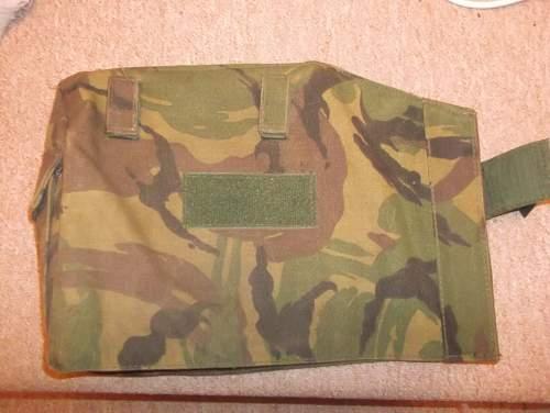 Modern British Army Bag, 95 Patt I think?