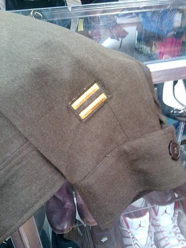 WW2 stuff at the thrift shop.