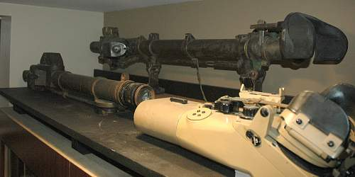 "German Panzer Main Optic/Sight TZF 5 ""e"""