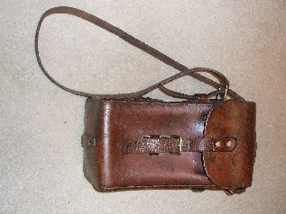 ID HELP. German MG Leather Mag Pouch?