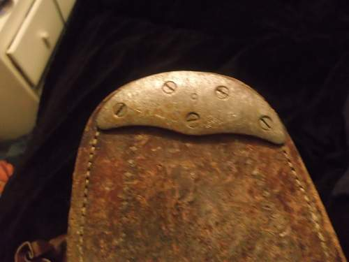 1942 dated Swedish Boots?