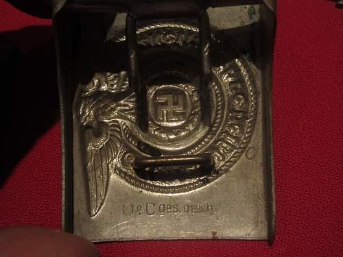 WW2 German military found in Oregon USA