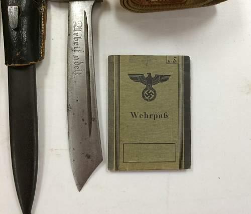 Woodwork picker finds.