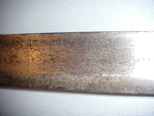 Really,  really old sword