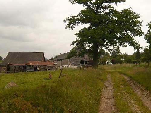 Pics : An Ardennes Barn.