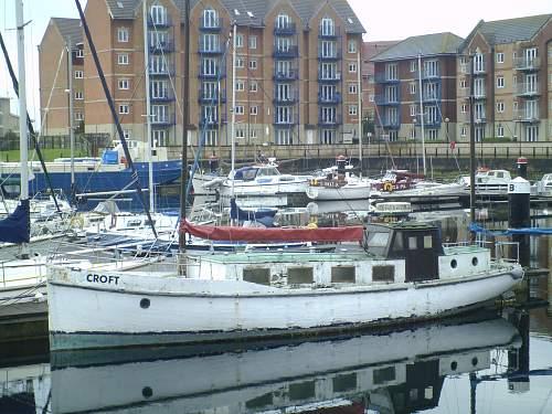 Ex Dunkirk Little Ship?