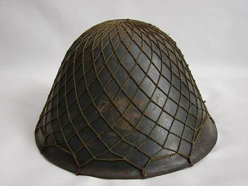 Italian helmet ? HELP ID