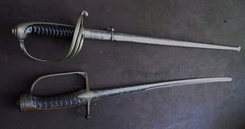 French Revolutionary Light Cavalry Sword