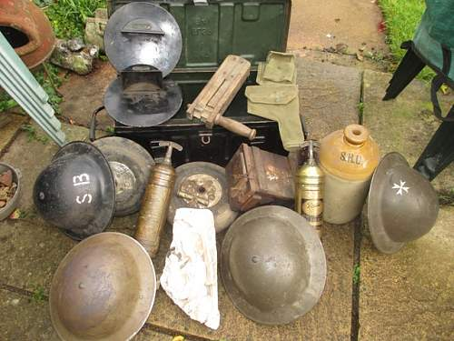 2014 Carboot Finds Etc
