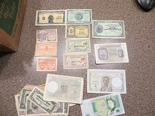 Bring back money