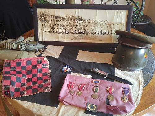 Antique show finds great day
