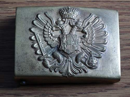 REAL or FAKE belt buckle??