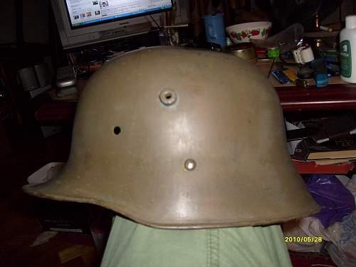 M18 braun helmet