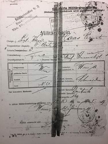 Please help, documents to identifiy.