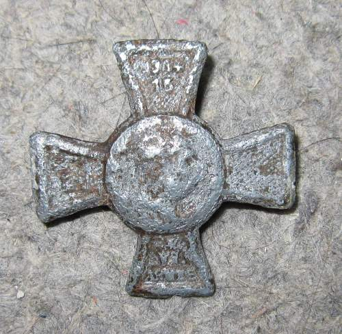 Badges austro-hungarian or not?