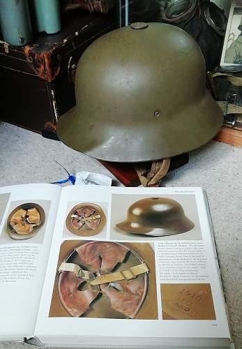 Berndorf Sustem Steel Helmet