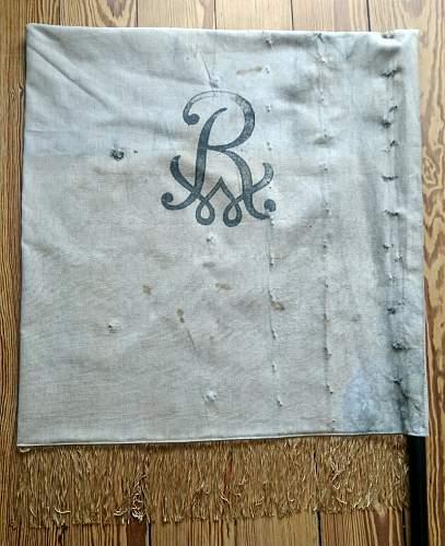 Flag 1914 Königlich Preußische Armee (K. P. A.) Erfurt