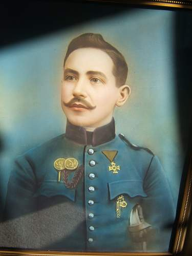 Need help I.D.ing this uniform  Austro-Hungrian?