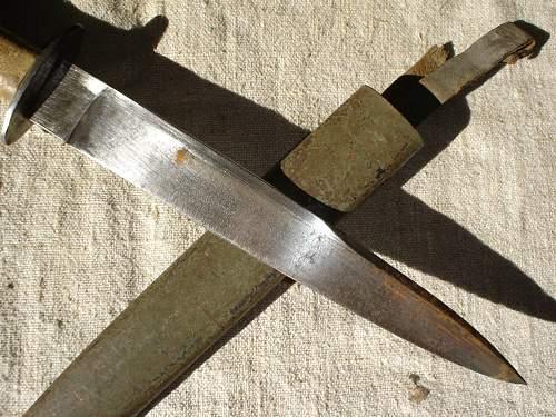 """K.u.k. """"Sturmmesser"""" M 1917"""