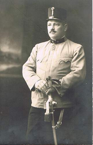 Pic of Austro-Hungarian officer