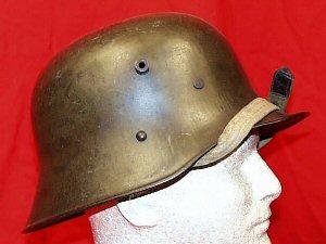 WWI Austrian Helmet?  Info needed.