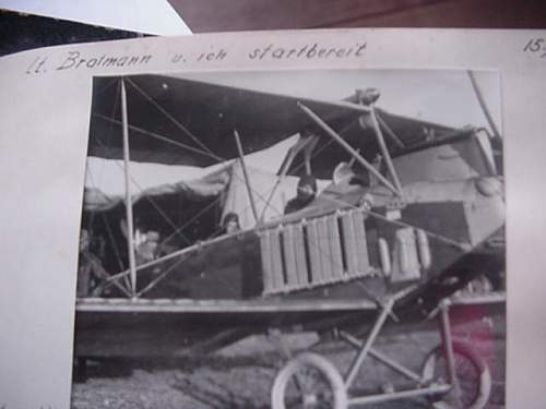 AUstro-Hungarian Air Observer's War Photo-Diary