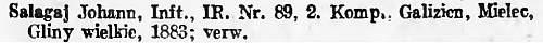 Click image for larger version.  Name:Jan Sałagaj 1883 Austro-Hungarian Army.jpg Views:63 Size:35.1 KB ID:597230