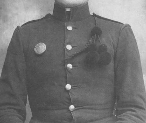 uniform and medal ID