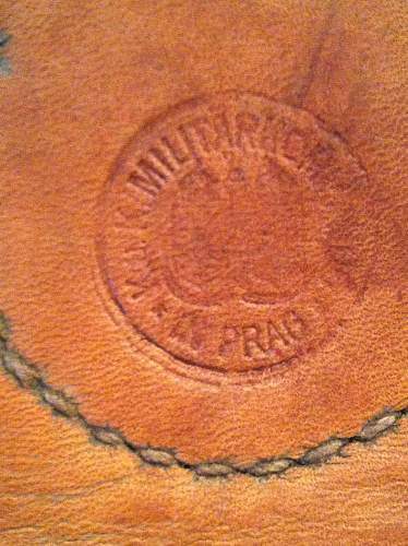 Austro-Hungarian belt for original
