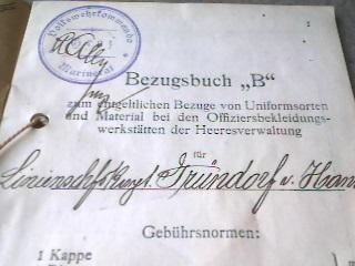 Steiermark Heimwehr/Volkswehr Badge and Booklet