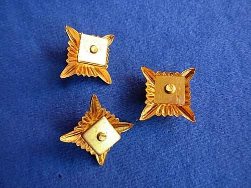 Austro Hungarian button ? Please help ID