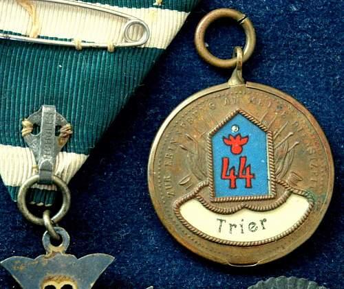 Tirol Marksmanship Cross ( 1911)