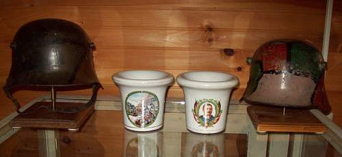Couple of Different Austrian Patriotic Items