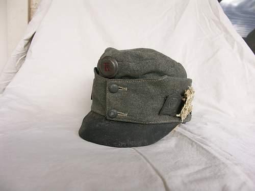 Austro-Hungarian caps