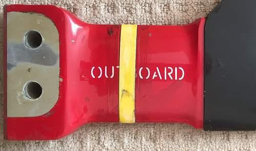 Westland Sea King Tail Rotor