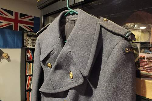 My RCAF Greatcoats