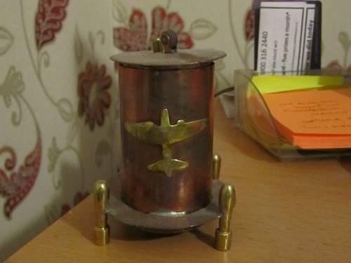 RAF Lighter Trench ART?