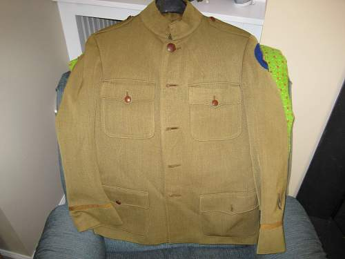 104th Observation Squadron tunic